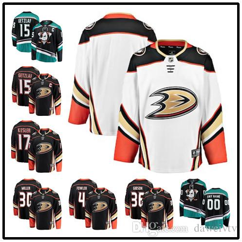 32a9cc2d5 2019 Anaheim Ryan Getzlaf Corey Perry Ryan Kesler Cam Fowler Ducks Fanatics  Branded Alternate Breakaway Home Player Hockey Jersey From Daweivtv