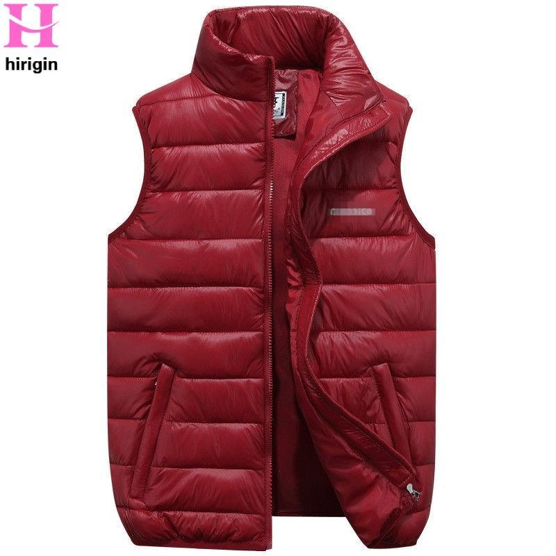 145577bed37 Vest Men 2018 New Autumn Winter Warm Sleeveless Jacket Army ...