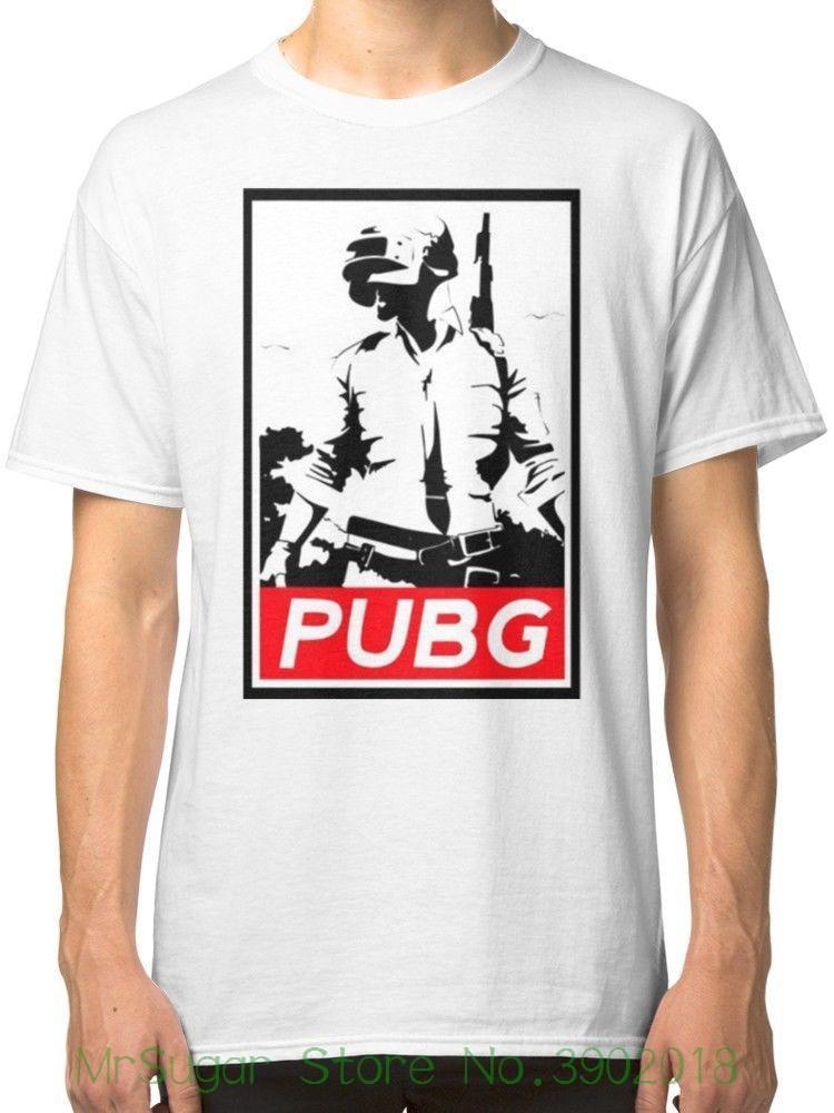 0a92ab4caa27 Pubg Player Unknown Battleground Men S White T Shirt Tees Clothing Mens T  Shirts Fashion 2018 Tee Shirts Design T Shirts Buy Online From Jie030