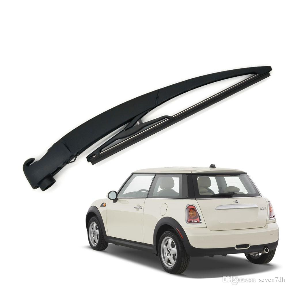 2019 Car Rear Windshield Windscreen Wiper Arm Blade Kit For Mini