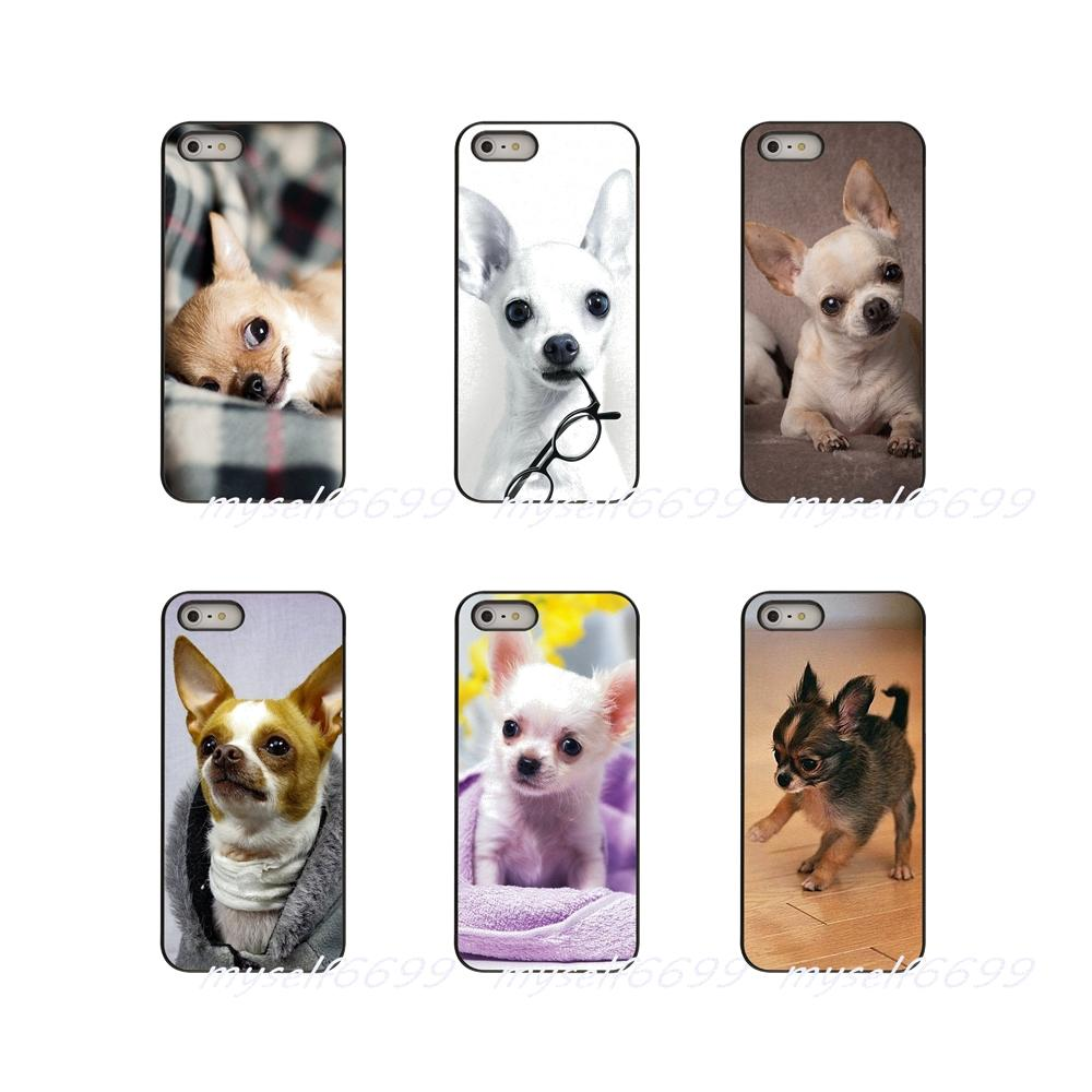 Love Chihuahua dog Bulldog Schnauzer Hard Phone Case Cover For Apple iPhone X XR XS MAX 4 4S 5 5S 5C SE 6 6S 7 8 Plus ipod touch 4 5 6