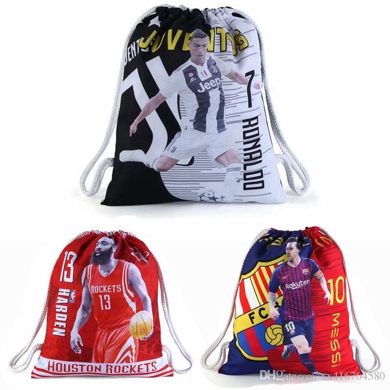 Unisex Drawstring Gym Sackpack Backpack Cinch Bag for Outdoor Sports  Fitness Workout Soccer Bag basketball Gym Bag Fitness Backpack