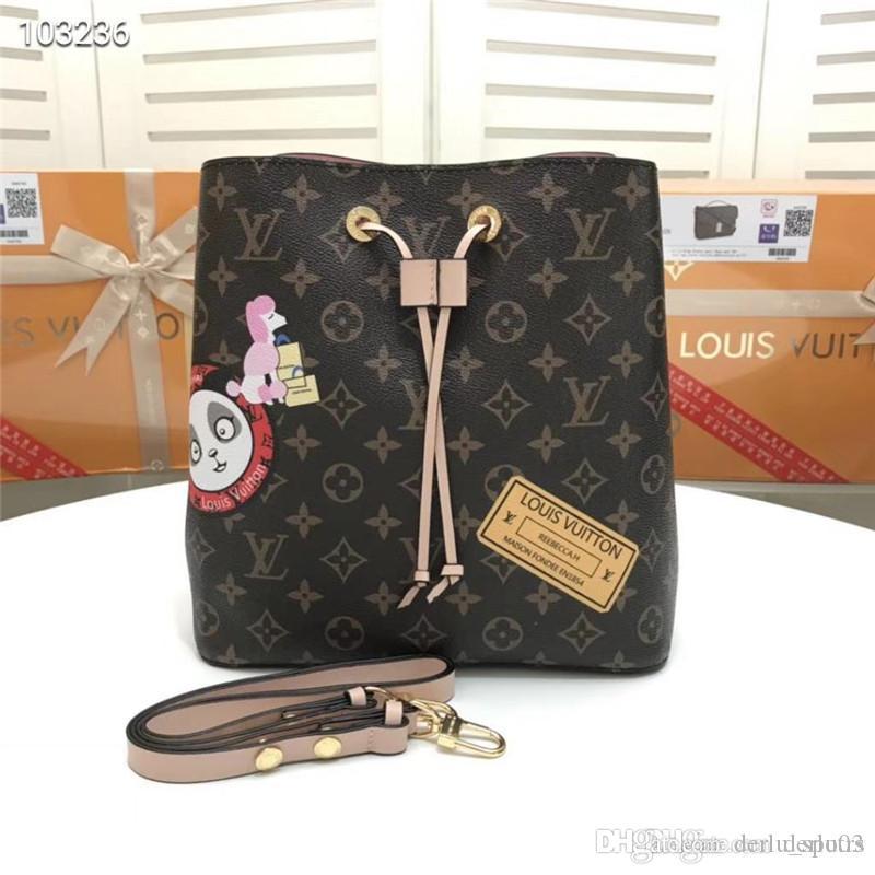 1280c393c7ac Luxury Crocodile Pattern Designer Bags Famous Brand Women Genuine Leather  Handbags Shoulder Bag Lady Large Capacity Work Tote Hand Bags Satchel  Clutch Bags ...