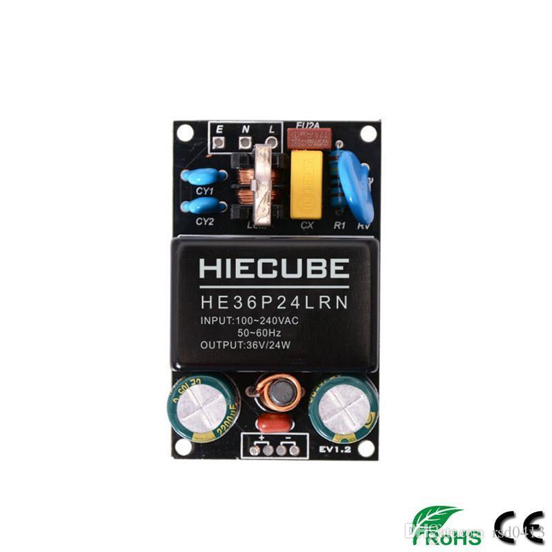 AC-DC power supply module transformer module Switching Power Supply EMC  filter Free shipping
