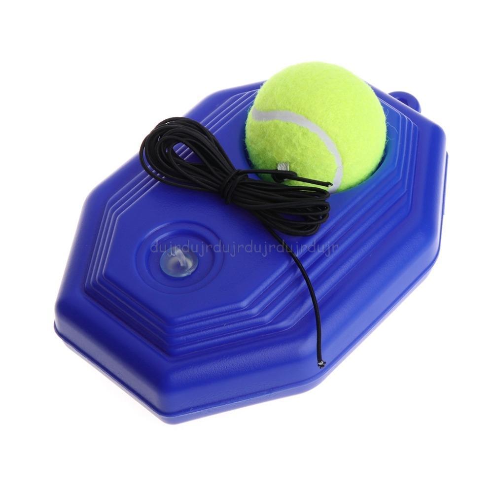 Compre Treinamento De Tênis Bola De Raquete De Tênis Formação Prática Bolas  De Base Trainer Ferramenta Corda Corda Elástica Exercício Raquetas De Tenis  De ... ade6ddfeed51b