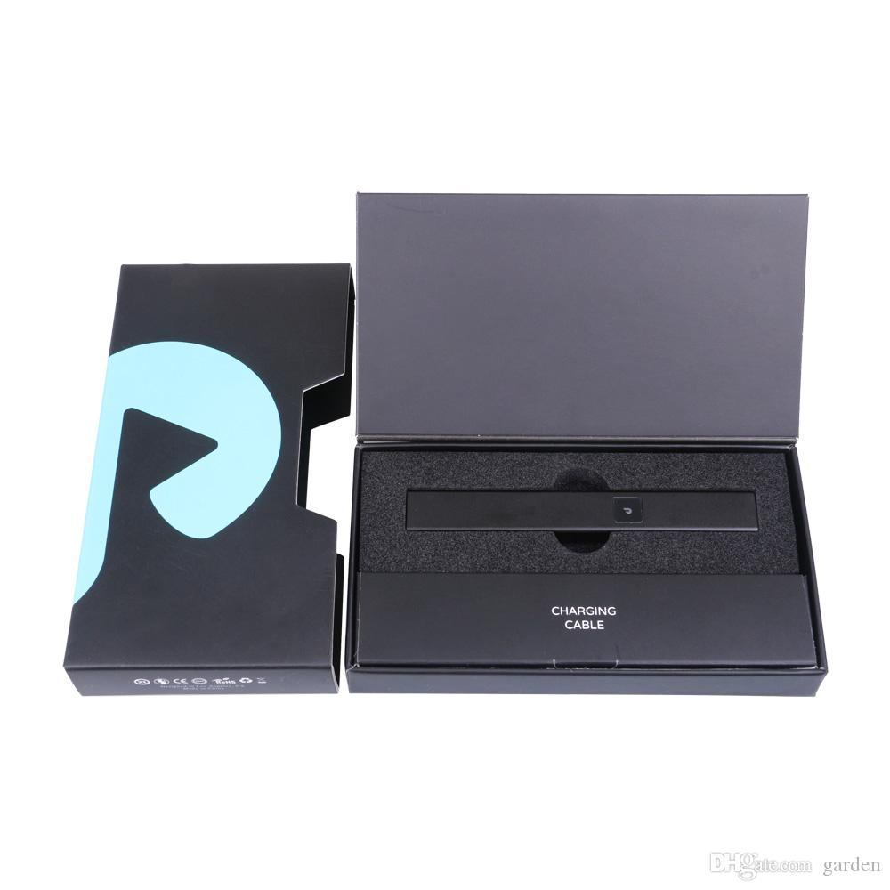 외래종 DNA 플러그 앤 플레이 포드 상자 모 500mAh 배터리 Ecig 개조로 510 두꺼운 기름 카트리지 E CIG 증기 키트 Vape 포드 외래종 비우기 1.0 ㎖