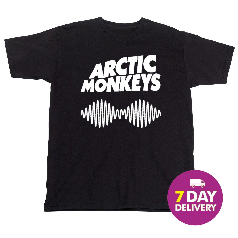 ff4f9260 Arctic Monkeys T Shirt Tee Rock Music Band Tee Full SizeFunny Unisex Casual  Tshirt Top Crazy T Shirt T Shir From Classicclobber, $12.96| DHgate.Com
