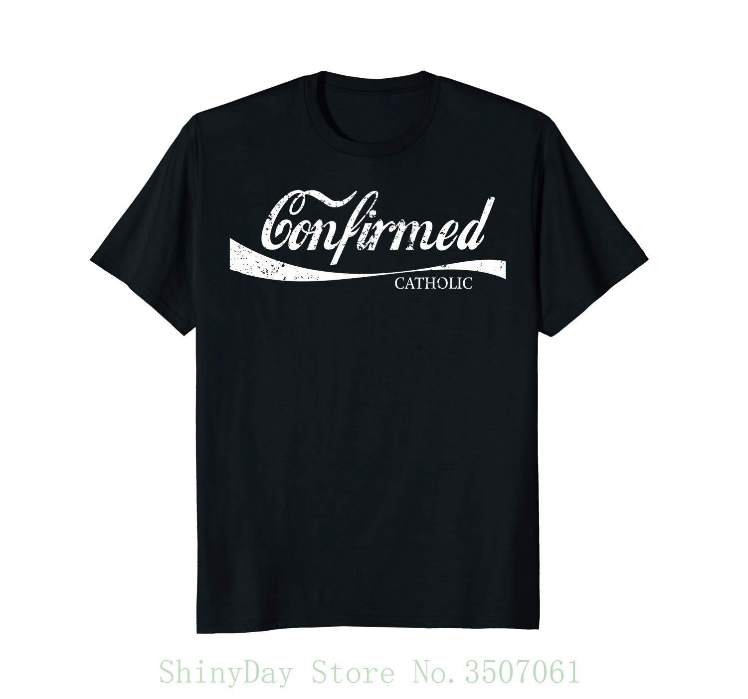 Confirmation Gifts For Catholics Shirt Boys Girls Good Quality Brand Cotton Shirt Summer Style Cool Shirts Funny Shirt Cotton T Shirts From Jie022, ...
