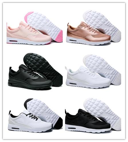 en soldes 0429e 08a94 designer Men Women Sneakers Shoes Classic 87 thea chaussure femme 87s  Running Shoes Trainer Cushion Sports 90 Sneakers