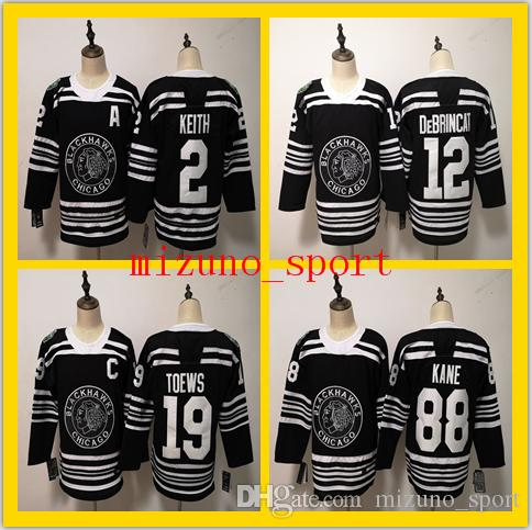 2019 Winter Classic Chicago Blackhawks Hockey Jerseys 19 Jonathan ... be81b0f42