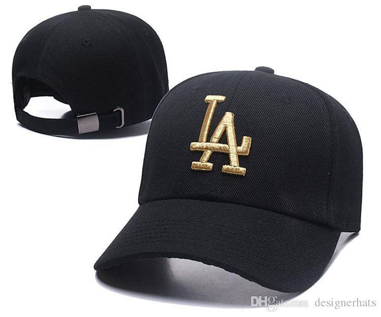 2018 New Ad Crooks And Castles Snapback Hats NY Caps LA Cap Hip Pop Caps Baseball  Hats Ball Caps Brand Designer Hat Black Blue Flat Bill Hats Baseball Hat ... 34d30a1ffda3