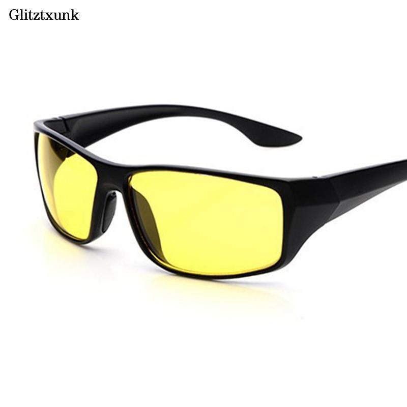d40b4f2032 JAXIN Fashion Men s Sunglasses Outdoor Sun Prop PC Frame Night ...