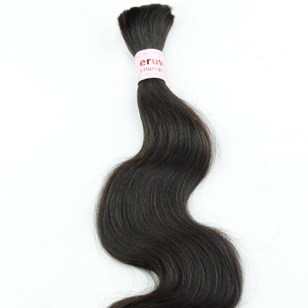 Extensiones de cabello de Malasia Longitud de mezcla a granel 3/4/5 Paquetes 12