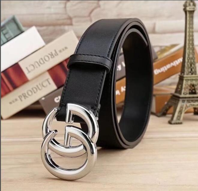 New Black color Luxury High Quality Designer Belts Fashion Geometric pattern buckle belt mens womens belt ceinture F optional attribut