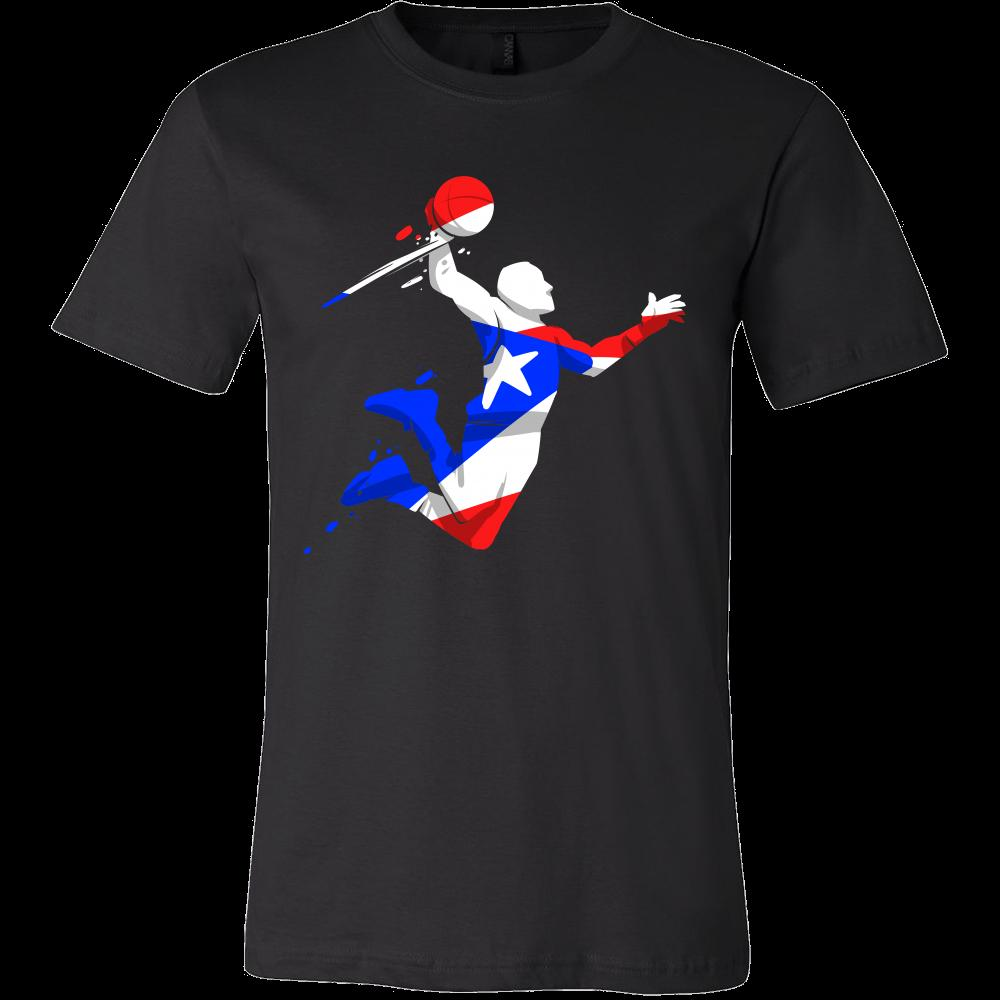 07fcde781c5 Puerto Rico Tshirts Basketball Player Flag Tshirtcolour Jersey Print T Shirt  Be T Shirts Awesome Shirts For Men From Yellowcup, $16.24| DHgate.Com