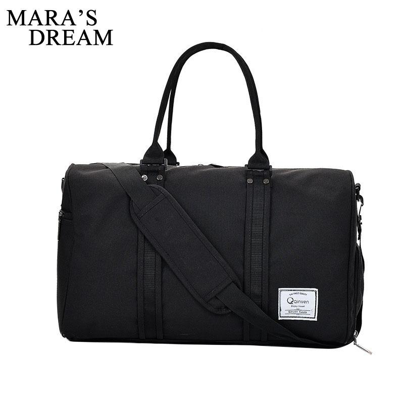 3ba0d6702cb2 Mara S Dream Travel Bag New Large Capacity Oxford Men And Women Bag Casual  Simple Multifunction Hand Women Travel Messenger Bags For Men Hobo Bags  From ...