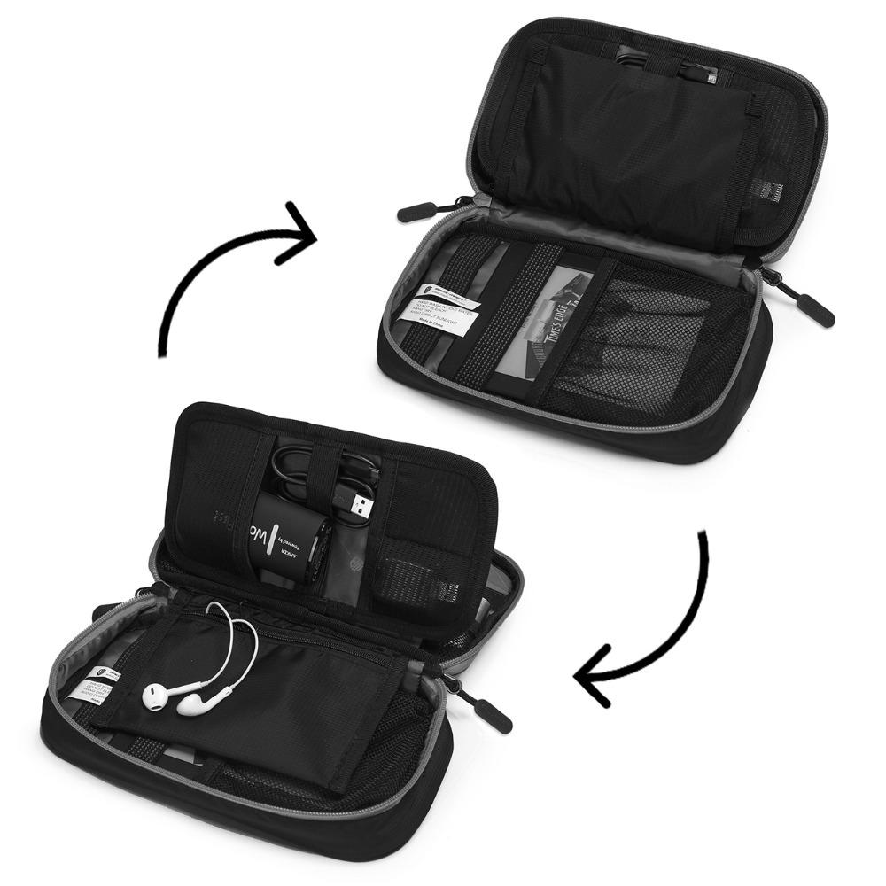 7e4dcafb5fb1 Travel Accessories Bag BAGSMART Travel Accessories Portable Electronic Bags  For Phone Charger Data Cable SD Card USB Earphone Pack Suitcase Best Gym  Bags ...