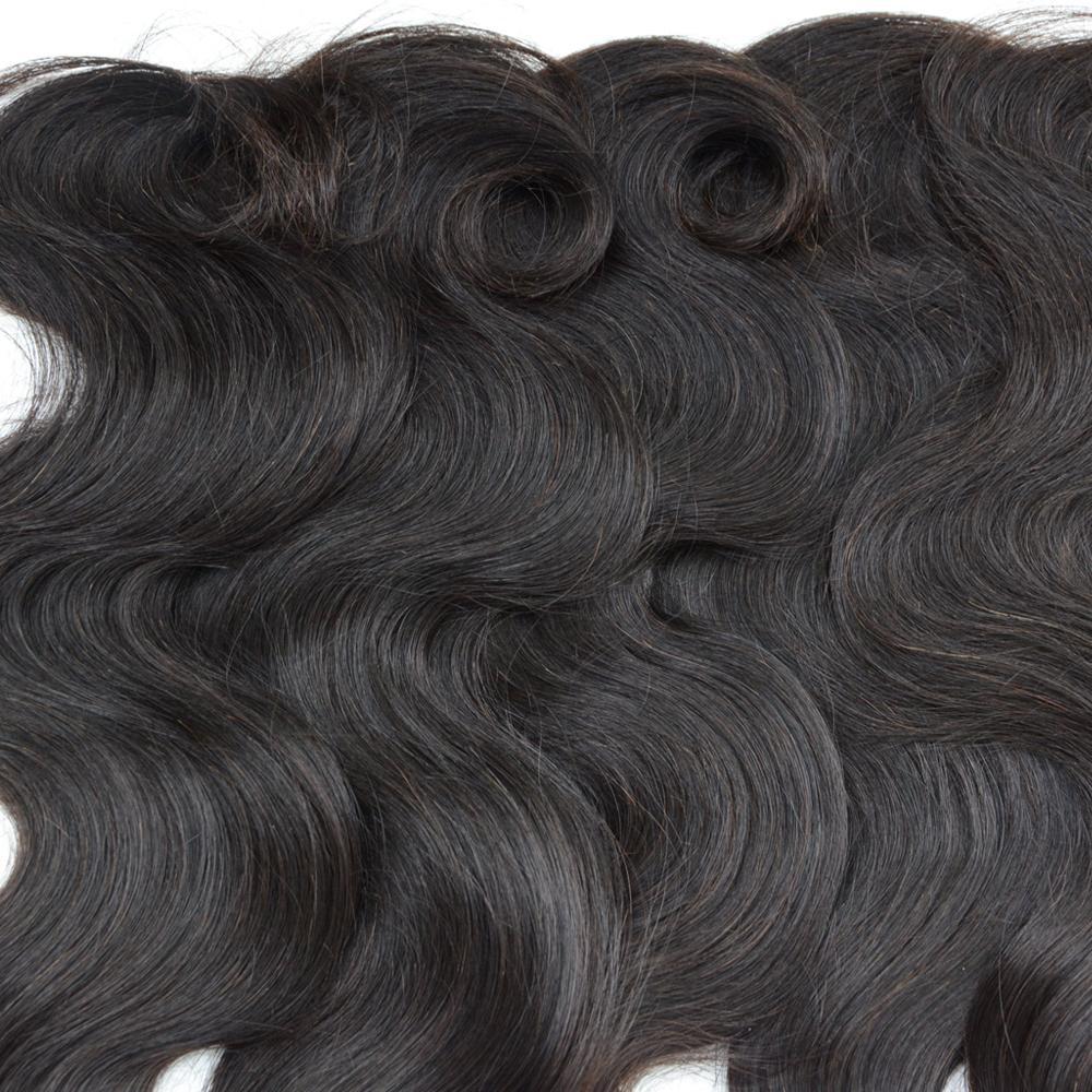 100 % 천연 인간의 머리카락 대량 14