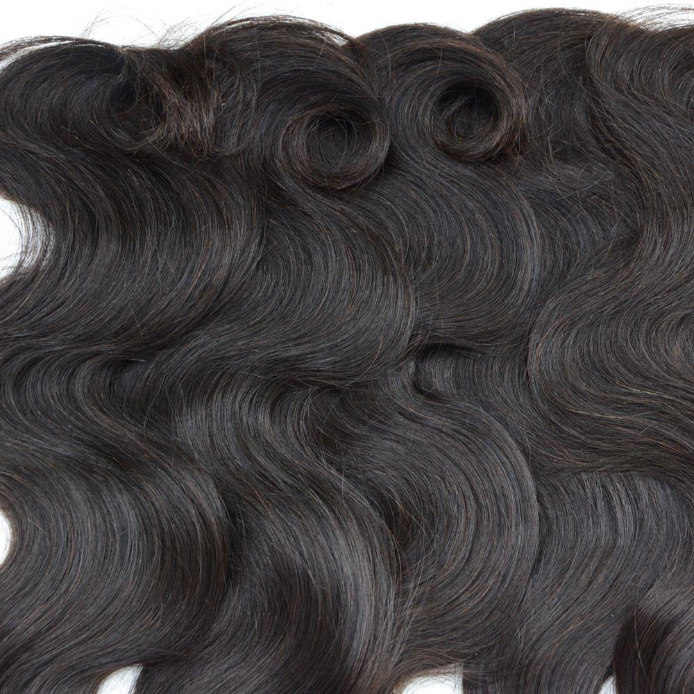 100% naturel de cheveux humains en vrac 14