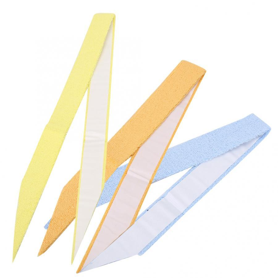Racquets 5 Pcs Sport Soft Cotton Tennis Badminton Racket Overgrips Anti-skid Sweat Tape professional