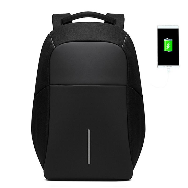 16fa8e78f30e6 Acquista Dropshippers Uomo Anti Theft Backpack USB Charging 15.6 Laptop  Backpack Borsa Da Viaggio Impermeabile Da Donna Borsa Da Scuola Di Alta  Qualità A ...