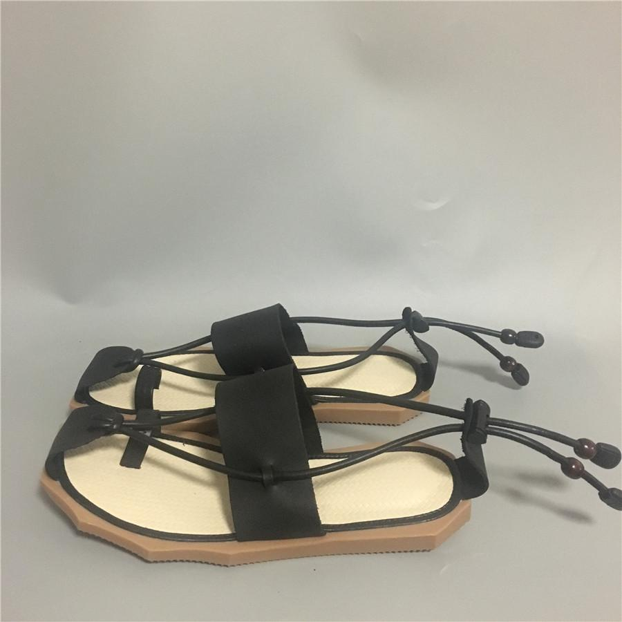 45d4dc8517ad Summer Flat Real Leather Strap Open Toe Fisherman Beach Sandals Comfortable  Royal Ecology Personalized Sandals Jack Rogers Sandals White Wedges From  Aiyin