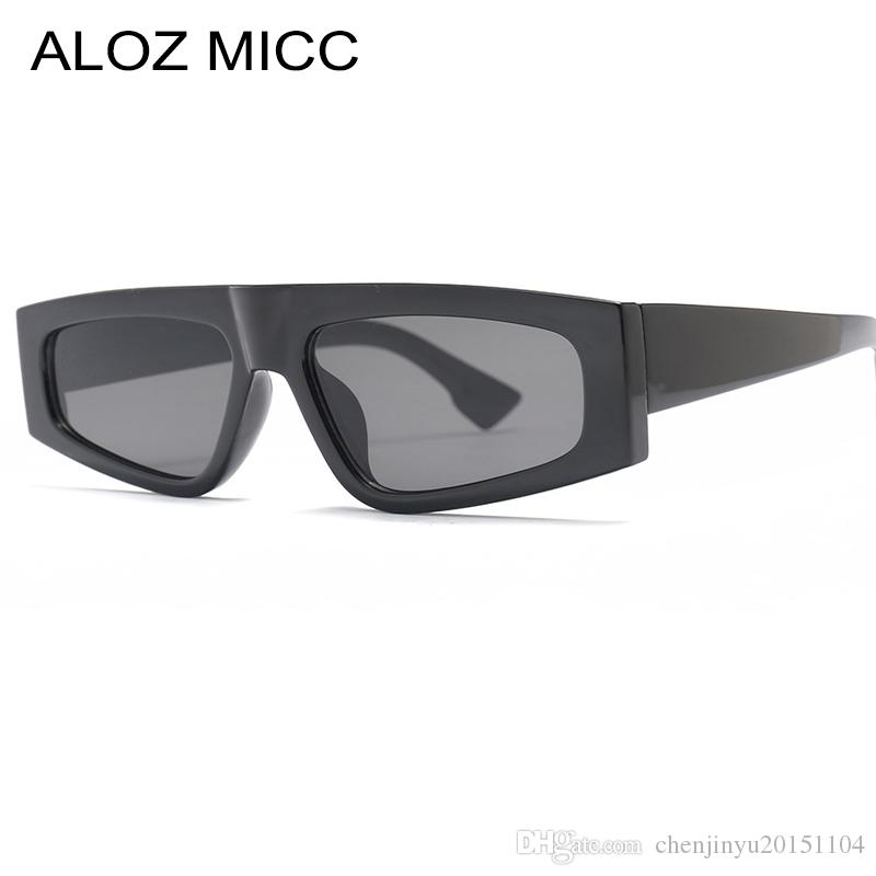 92333b95bba ALOZ MICC Brand Women Square Sunglasses 2019 New Fashion Sun Glasses ...