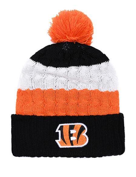 2019 Brand New Unisex Beanies Man Women Warm Winter Sports Bengals Knitted  Knitting Sports Ski Hat Beanies Turtleneck Cap From Yjyb2b dbf8a93eb5f