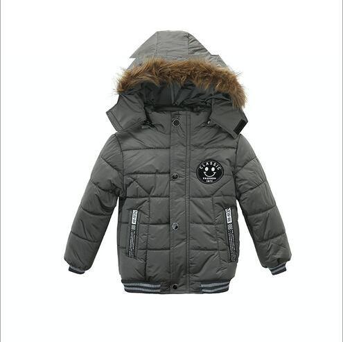2f28e0467 Baby Boys Jacket 2018 Autumn Winter Jacket For Boys Children Jacket ...