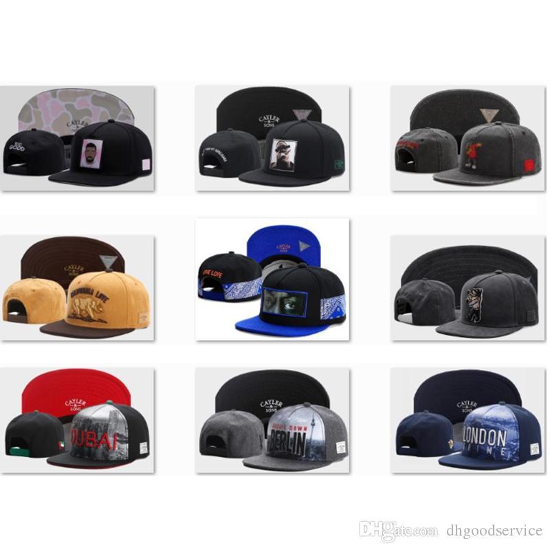 282759e6302 CAYLER   SONS Snapbacks Baseball Caps Accessories 2019 Summer Hats Cap  Design Maker Trendy Women S Baseball Caps Fitted Baseball Caps CS32 Cap  Rack Caps ...