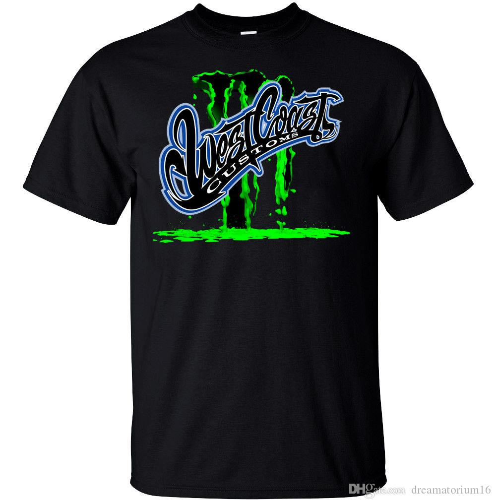 d9d3da5f WCC WEST COST CUSTOM VEHICLE T SHIRT Design And Order T Shirts Gag T Shirts  From Dreamatorium16, $11.05| DHgate.Com
