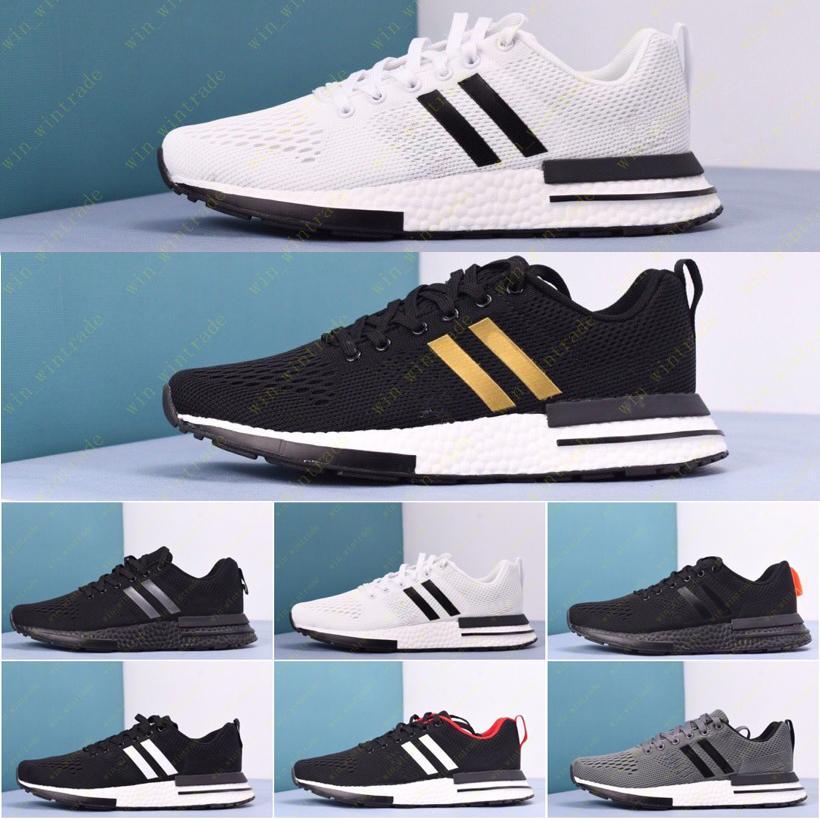 online retailer e0fd8 8ab53 2019 mens ZX 500 RM Goku 500 Sneakers ZX500 OG The Dragon Ball Z Grey  designer Shoes casual size 39-45