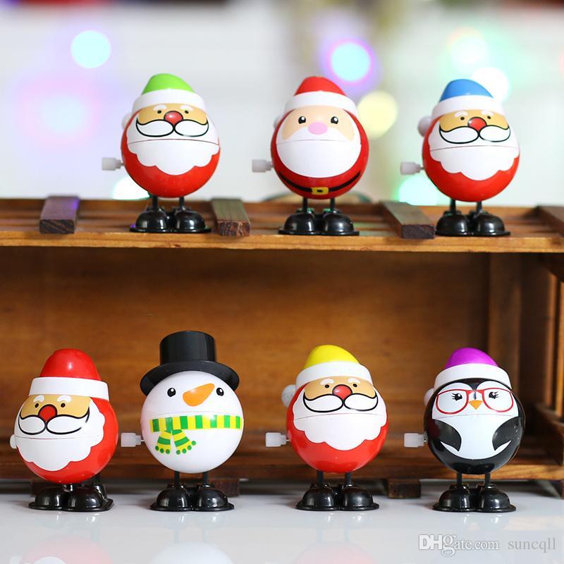 Regali Di Natale Per Bambini Asilo.I Regali Dei Bambini Dell Asilo Di Natale Saltano La Decorazione Tridimensionale Del Partito Di Festa Del Pupazzo Di Neve Di Santa Claus Dei