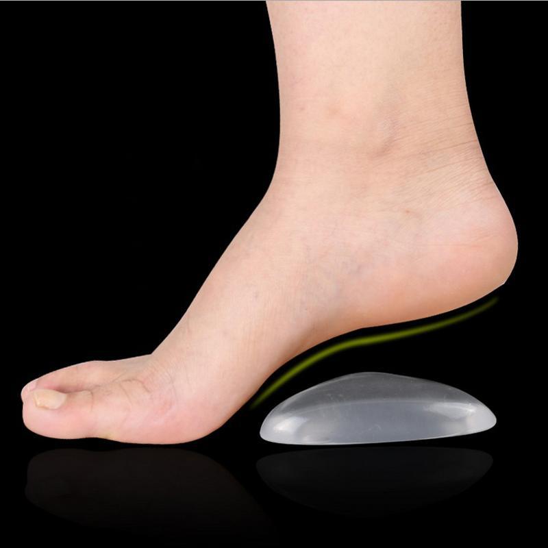 f8d72fda Compre Zapatos De Mujer Sandalias Soporte De Arco Almohadillas Para Cojines  Pie Plano Plantillas Ortopédicas Cuidado De Los Pies Insertos De Zapatos ...
