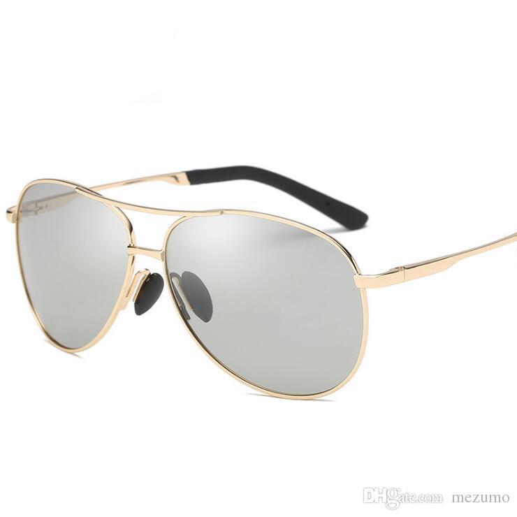 a81c35195b Compre Gafas De Sol Retro Gafas De Sol Clásicas Lentes Con Montura Negra  Original 2019 Las Gafas De Sol Polarizadas Más Nuevas Para Hombres A $17.67  Del ...