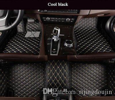 Anti Scrape Leather Car Trunk Mat Carpet for Mercedes-Benz G-Class 2007-2017