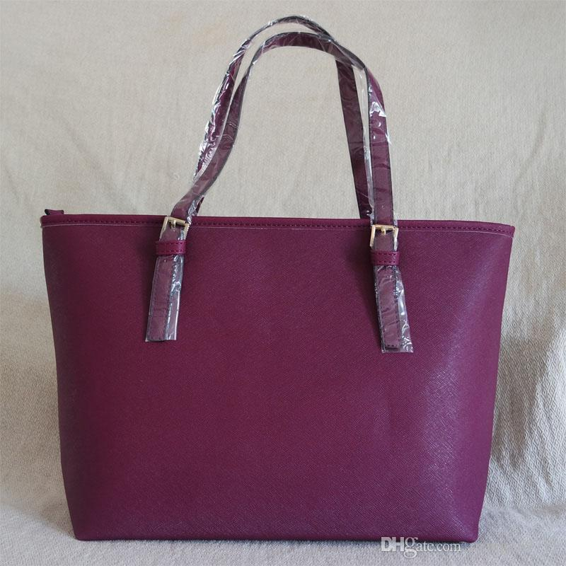 Sacs de mode sacs à main sacs à main sac à main sac de grande capacité Dames Simple Shopping Sac à main de sacs à main en cuir Sac à main