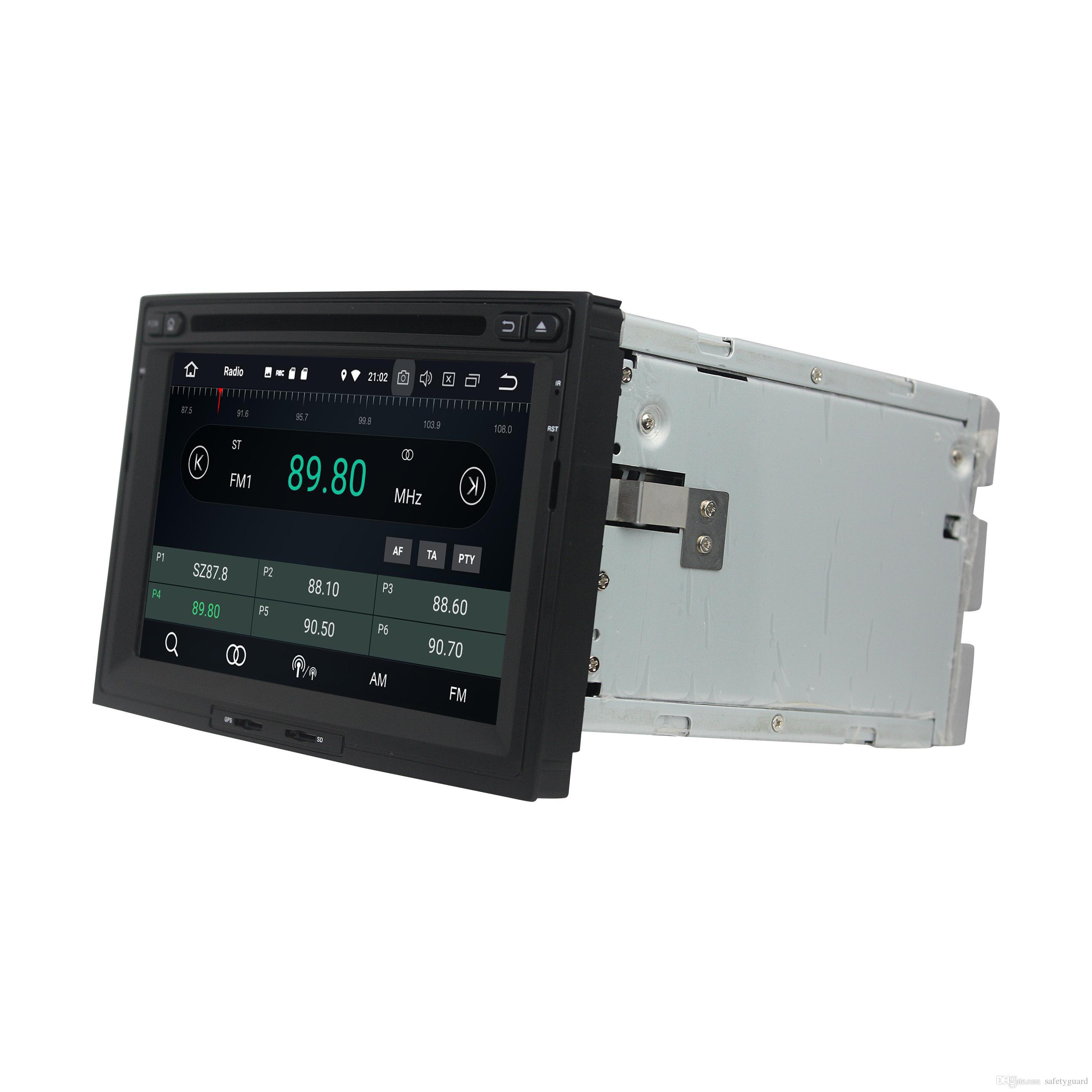 Android 8 0 Octa Core 7 Car DVD Radio GPS for Peugeot 3008 5008 Partner  /Citroen Berlingo 4GB 32GB ROM RAM Bluetooth WIFI Mirror-link