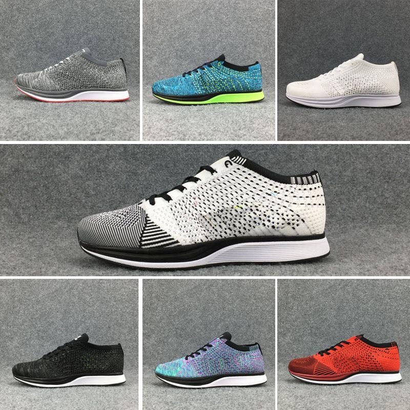 16d5f0ce Compre Nike Flyknit Racer 2018 El Más Nuevo Air Zoom Mariah Fly ...