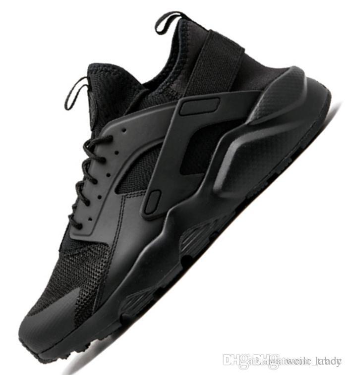 2017 Nuevo Listado Nike Huarache Mujer Zapatos Metallic