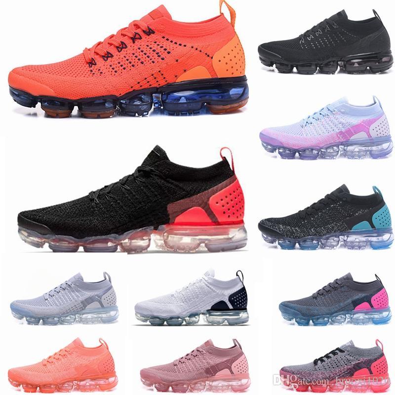 e06617e0b0dce Compre 2019 Verano Nuevo Estilo Fly 2.0 Running Desiger Zapatos Para Hombre  Zapatillas De Deporte Mujer Zapatillas De Deporte Zapato Corss Senderismo  Correr ...