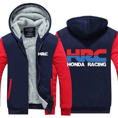 Acquista 2019 Inverno Felpa Con Cappuccio Hrc Hyundai Moto Racing