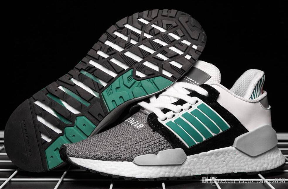 brand new 5cb24 56035 New EQT ZX Running Shoes Fashion Mens Womens EQT Support 91/18 ture boost  Sports Designer Casual Sneakers Boost Casual Shoes Size 36-45 00
