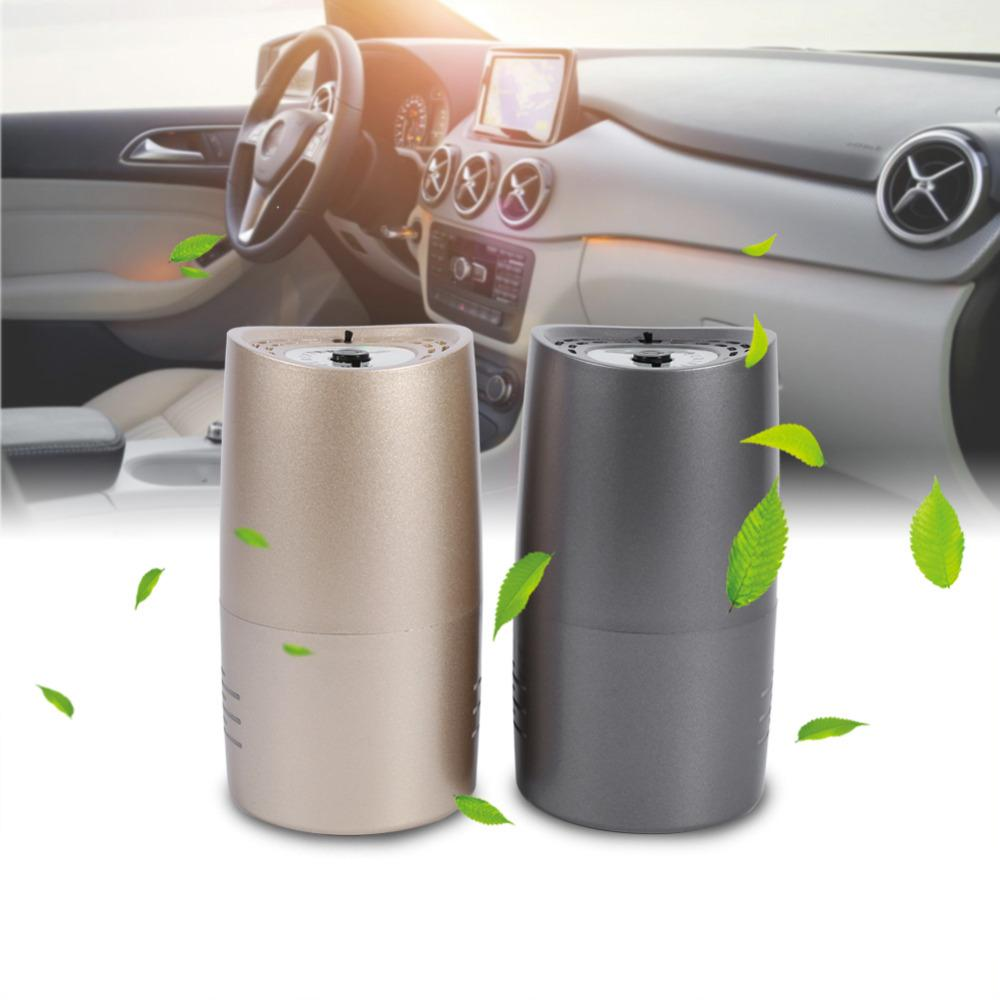 abc3c0b0b Car Styling New Mini USB Car Home Air Ionic Cleaner Purifier Filter Ionizer  Freshener Car Air Ionic Purifier Car Air Purifier Car Care Detailing  Products ...