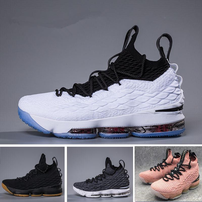 afcedb4216f 2019 2018 New Ashes Ghost Floral Equality Lebrons 15 Basketball ...