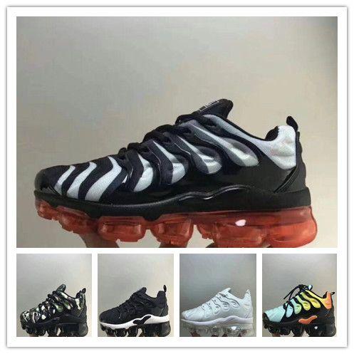 Nike Air Max Tn plus Neue kinder plus tn kinder eltern kind casual schuhe für jungen mädchen mode designer turnschuhe weiß laufen outdoor trainer