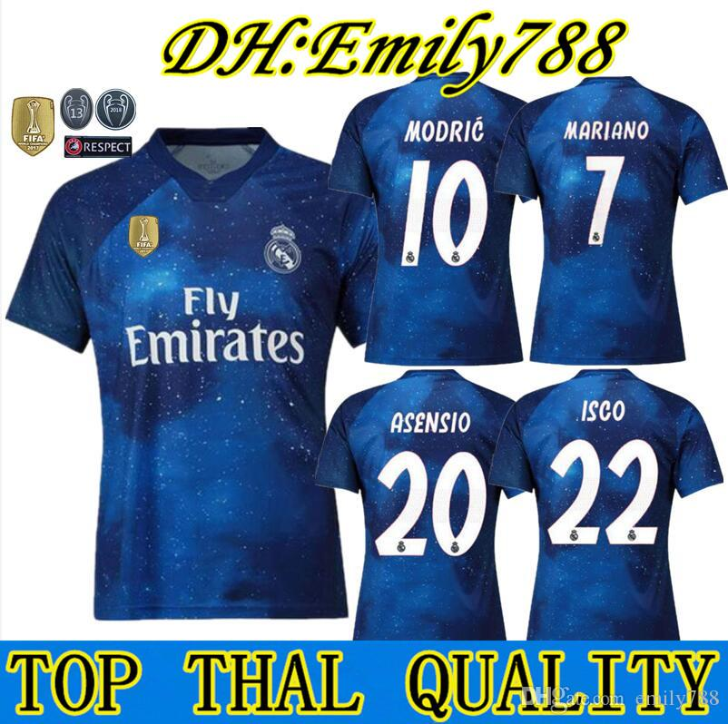 EA Sports Digital INSANE REAL MADRID EA SOCCER JERSEYS Champions ... 9756ebae9