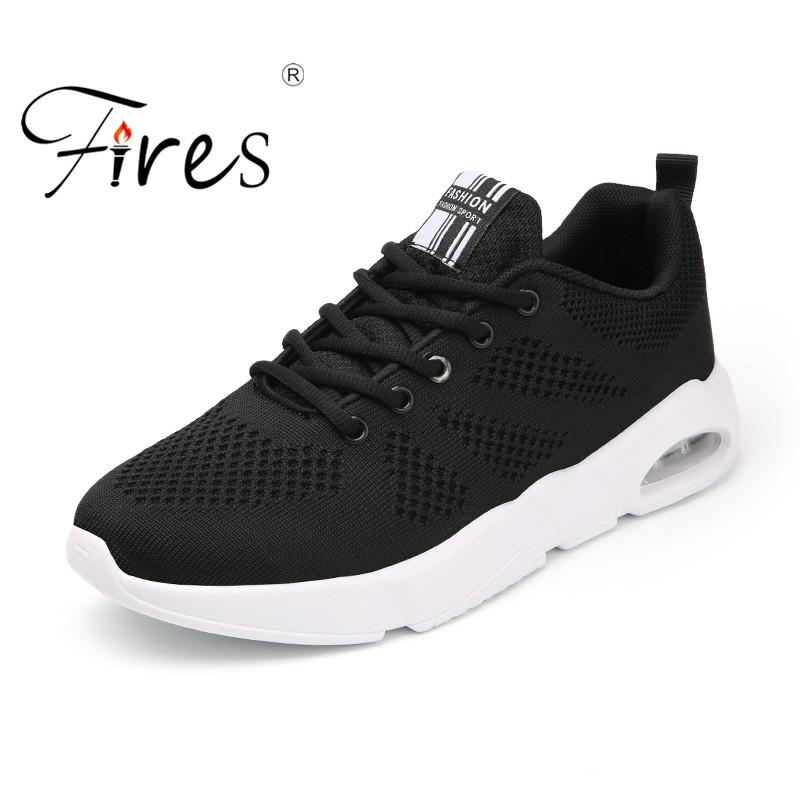 1bb835760 2019 Fast Delivery Women Casual Shoes Fashion Breathable Walking Mesh Lace  Up Flat Shoes Sneakers Women 2018 Feminino From Mangosteeng, $32.26    DHgate.Com