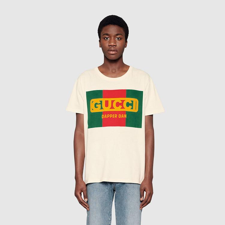 2018 Spring New Summer Fashion Tide High Quality Printing Male ... 51725c45f0b6
