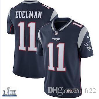 Cheap Tom Brady Jersey Super Bowl LIII New England Rob Gronkowski Patriots